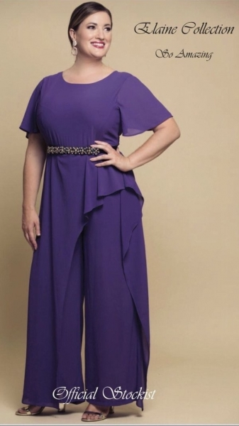Elaine Crowley Jumpsuit 186A