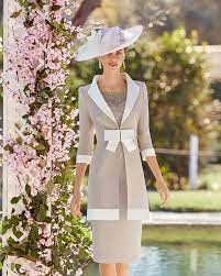 COUTURE CLUB BY ROSA CLARA IVORY TAUPE