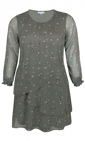 ZHENZI DRESS
