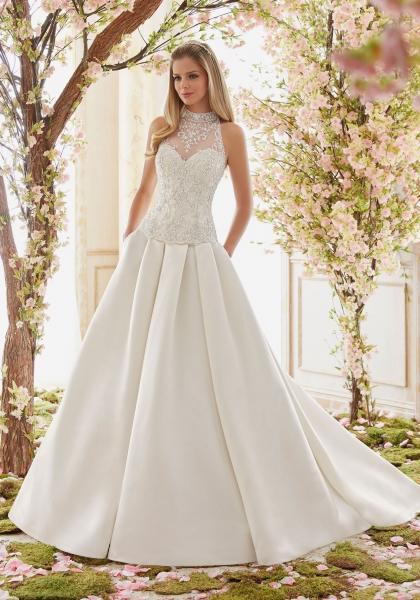 Bridal Skirt 6844