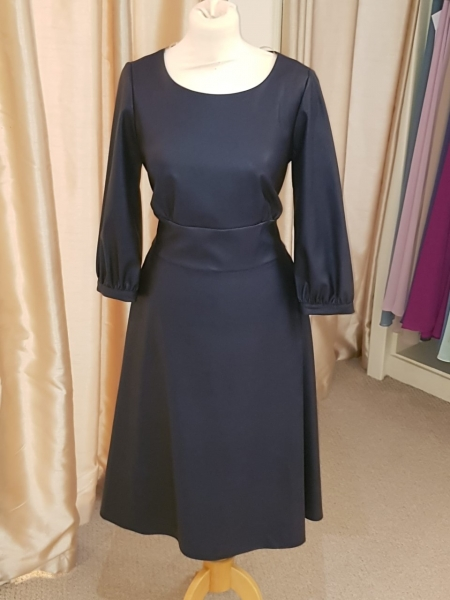 COCO DOLL FLY - NAVY