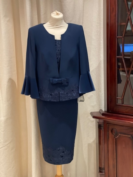 COUTURE CLUB BY ROSA CLARA NAVY