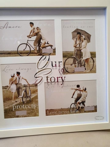 Our Story - Frame