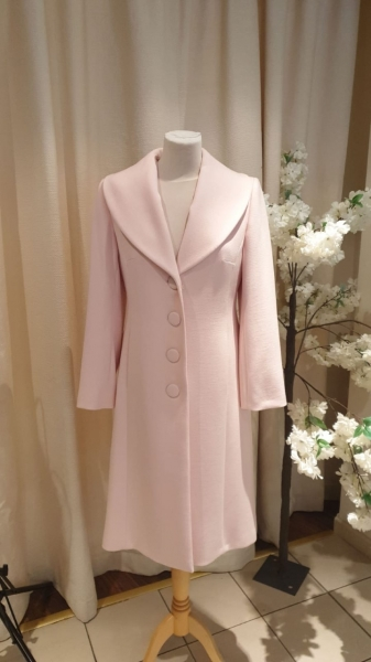Coco Doll - Pink Coat